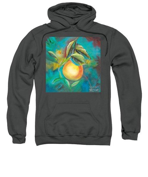 Orange Tree Sweatshirt