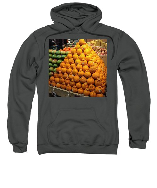 Orange You A Fan Of Terrible Puns? Sweatshirt
