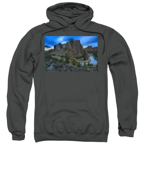 Oregon Desert Sunset Sweatshirt