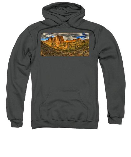 Oregon Smith Rock Panorama Sweatshirt