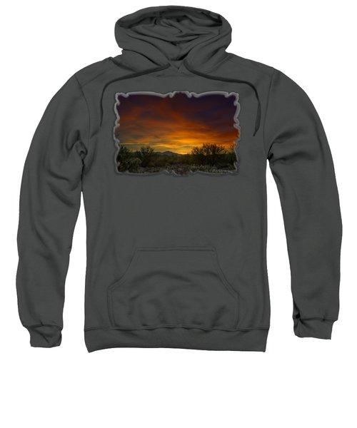Oro Valley Sunset H02 Sweatshirt