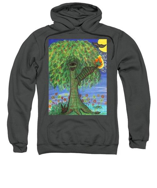 Osain Tree Sweatshirt