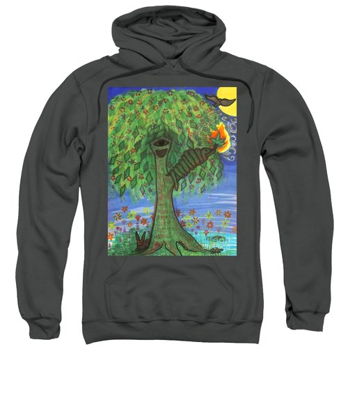 Osain Tree Sweatshirt