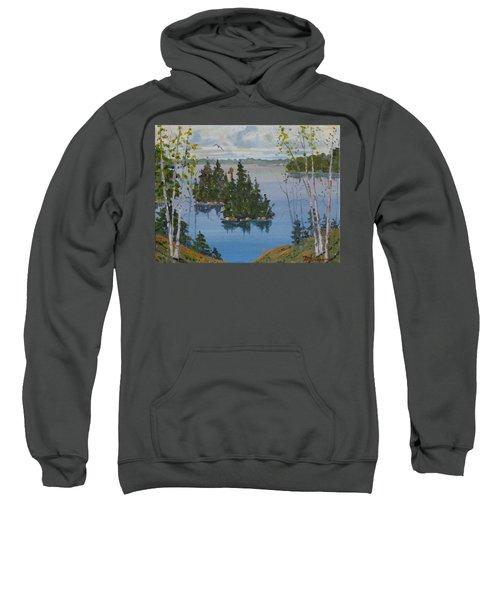 Osprey Island Study Sweatshirt