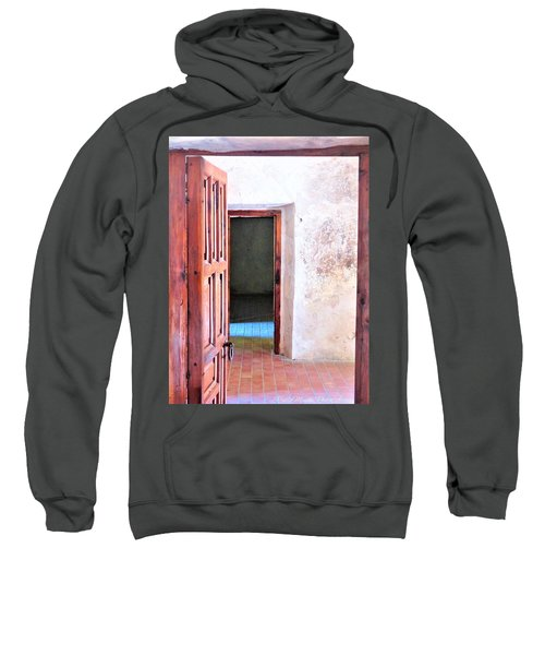 Other Side Sweatshirt by Pablo Munoz