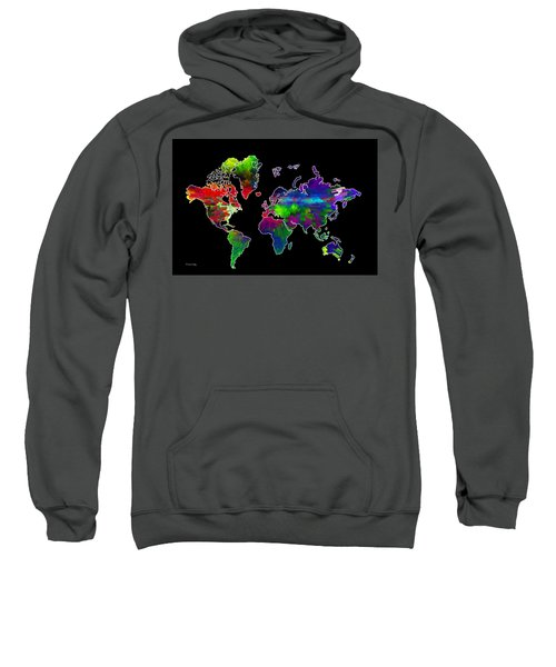 Our Colorful World Sweatshirt