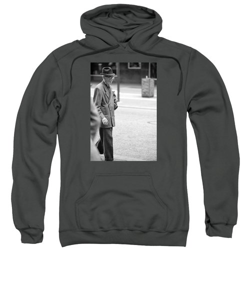 Out For A Stroll Sweatshirt