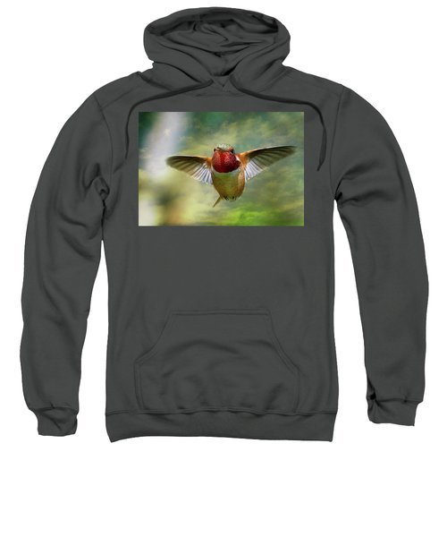 Out From The Clouds Sweatshirt