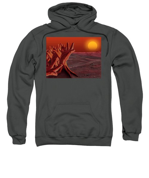 Out Of Hand Sweatshirt
