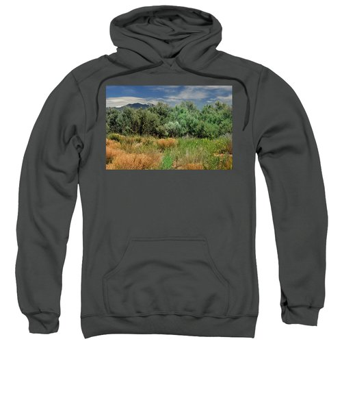 Out On The Mesa 1 Sweatshirt