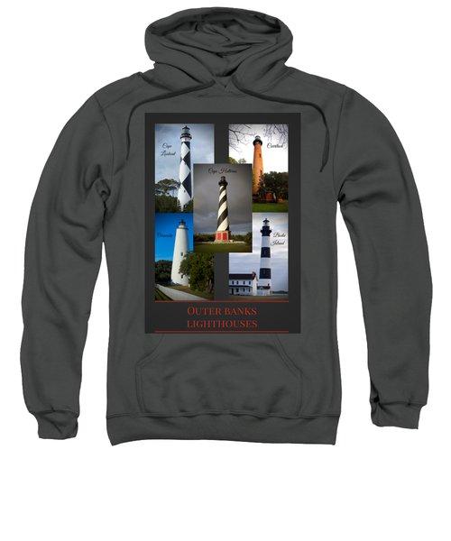 Outer Banks Lighthouses Sweatshirt