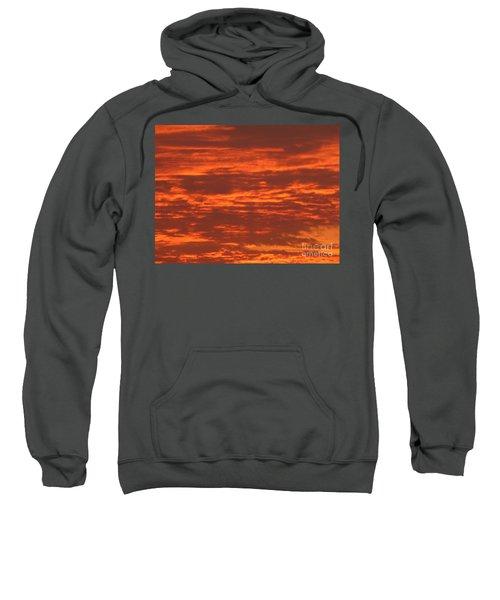 Outrageous Orange Sunrise Sweatshirt