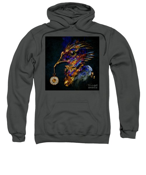 Outside Of Time Sweatshirt