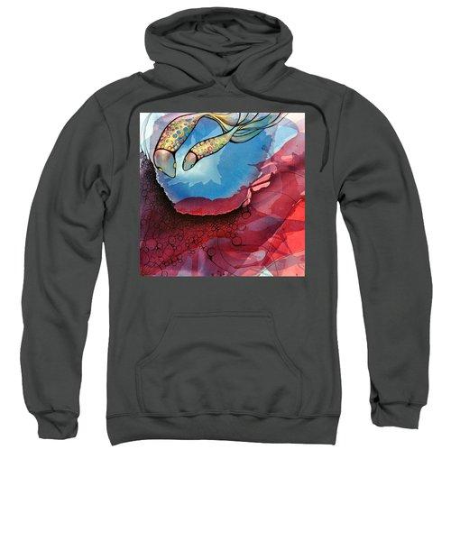 Outwards Inwards Sweatshirt