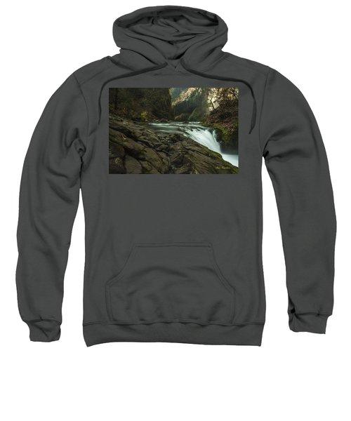 Over The Edge Signed Sweatshirt