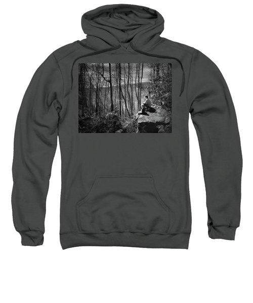 Overlook By Rainbow Falls Sweatshirt