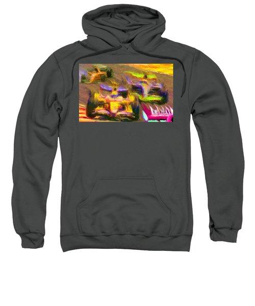 Overtaking Sweatshirt