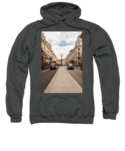 Oxford Street In London Sweatshirt