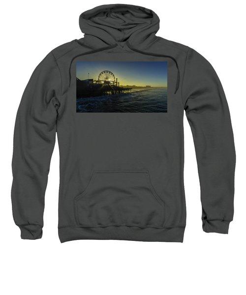 Pacific Park Ferris Wheel Sweatshirt