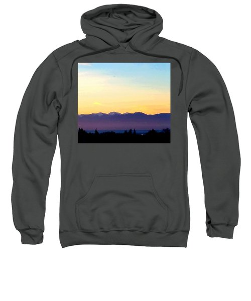 Pacific Twilight Sweatshirt