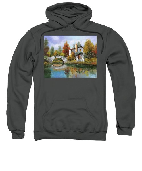 Paesaggio Pastellato Sweatshirt