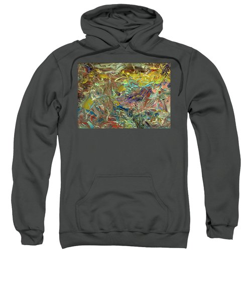 Paint Number46 Sweatshirt