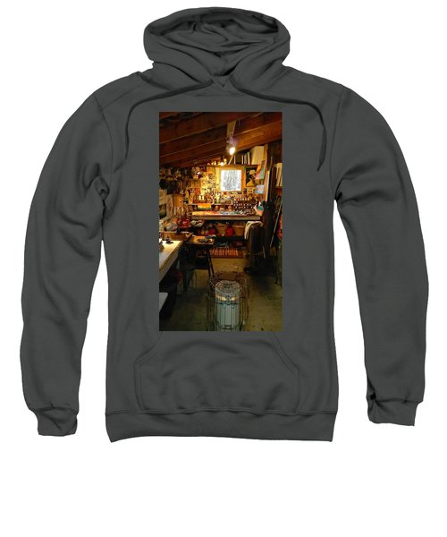 Paint Shed Sweatshirt