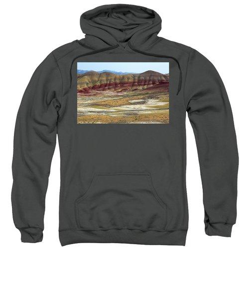Painted Hills View From Overlook Sweatshirt