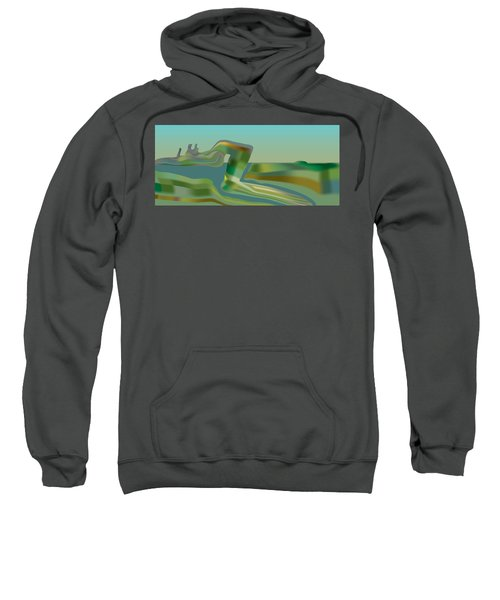 Painted Riverland Sweatshirt