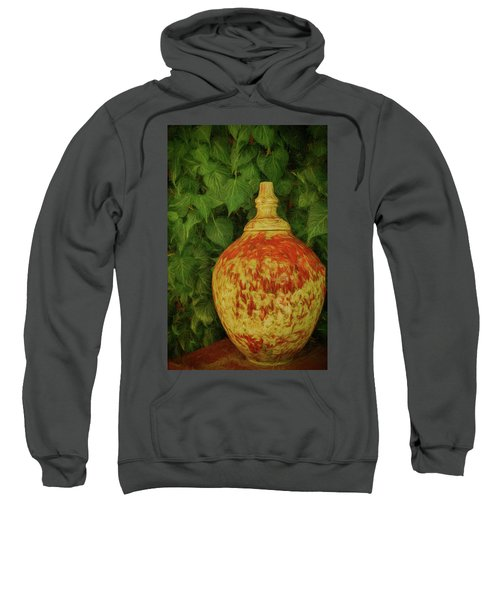 Painted Vase Sweatshirt