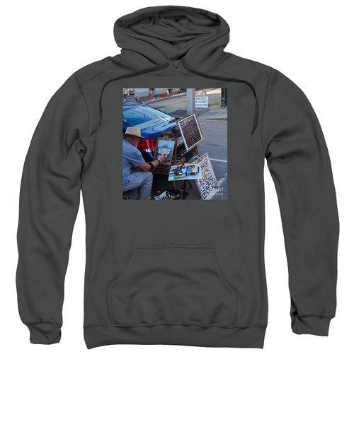 Painting Penhallow Sweatshirt