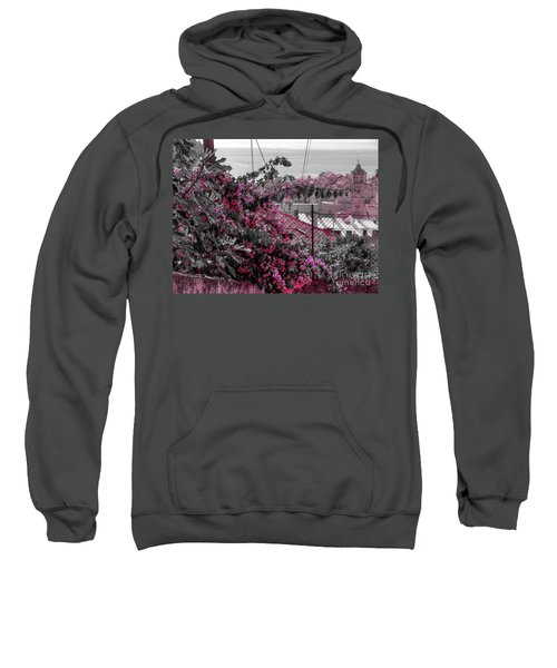 Painting The Town Red Sweatshirt