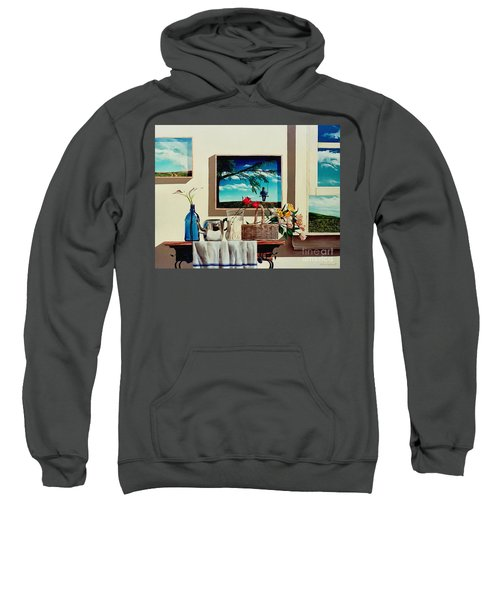 Paintings Within A Painting Sweatshirt