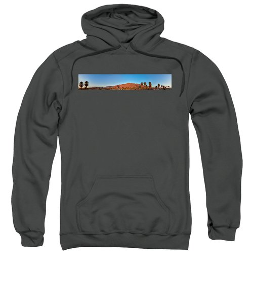 Palm Springs Sunrise Sweatshirt