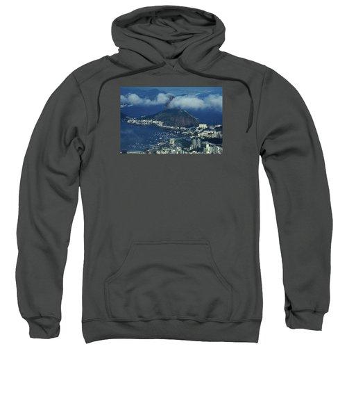 Pan De Azucar - Rio De Janeiro Sweatshirt