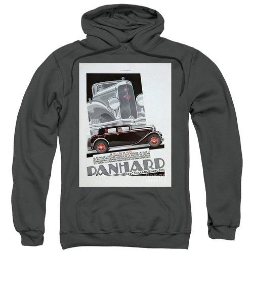 Panhard #8703 Sweatshirt