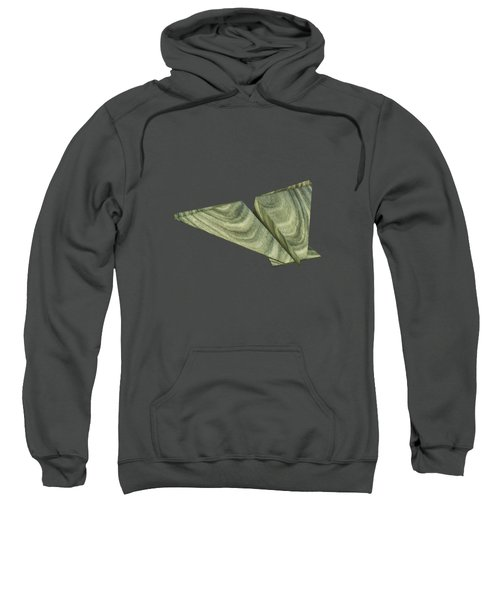 Paper Airplanes Of Wood 19 Sweatshirt