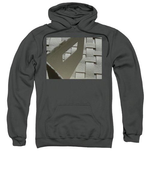 Paper Structure-2 Sweatshirt