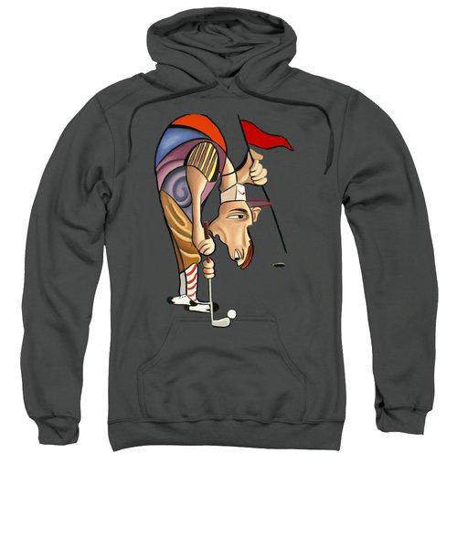 Par For The Course T-shirt Sweatshirt