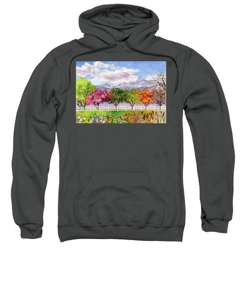 Parade Of The Seasons Sweatshirt