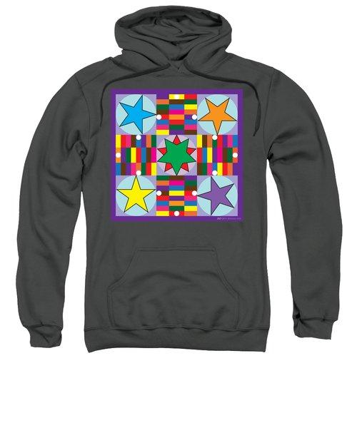 Parcheesi Board Sweatshirt