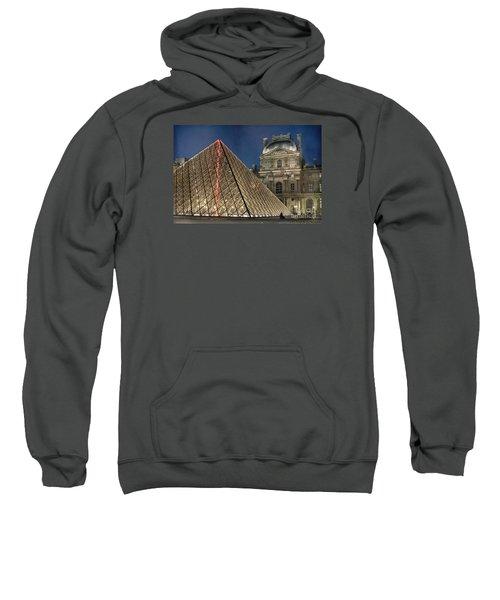 Paris Louvre Sweatshirt by Juli Scalzi
