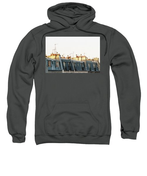 Paris Rooftops Sweatshirt
