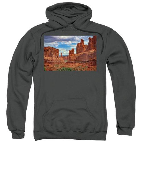 Park Avenue Sweatshirt