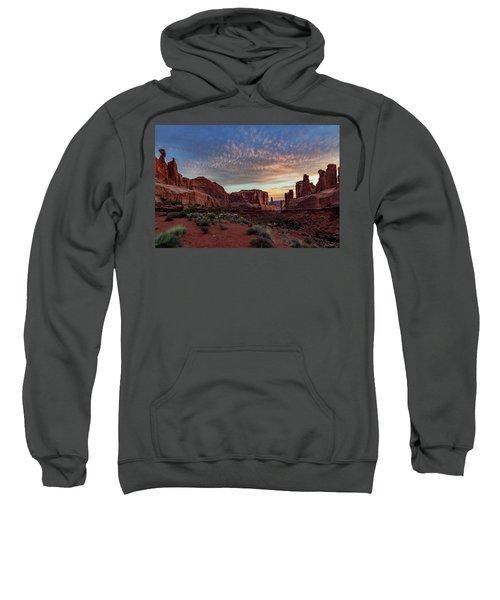 Park Avenue Sunrise Sweatshirt