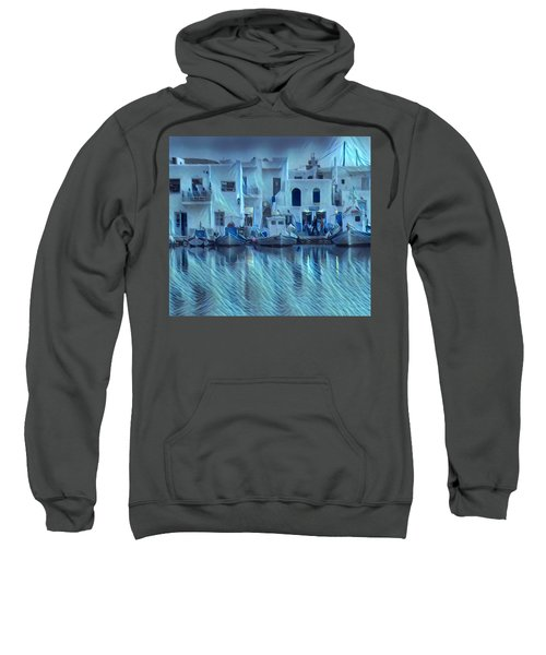 Paros Island Beauty Greece Sweatshirt