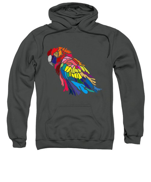 Parrot Beauty Sweatshirt