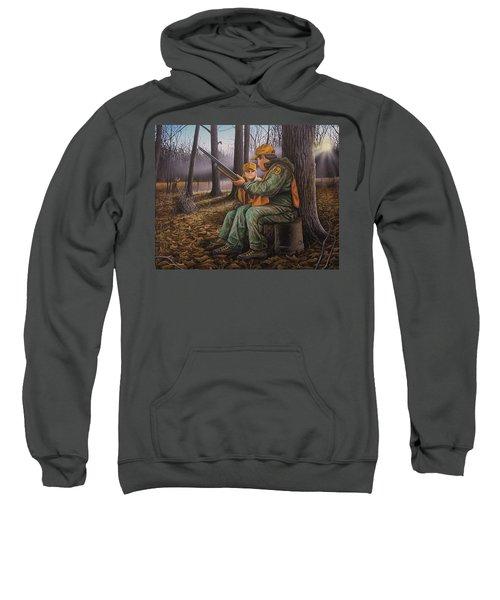 Pass It On - Hunting Sweatshirt