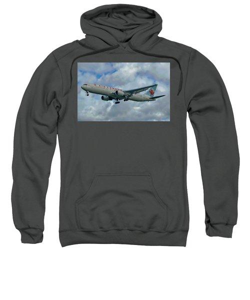 Passenger Jet Plane Sweatshirt