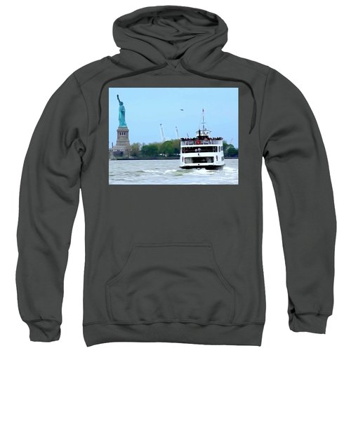 Passing By The Lady Sweatshirt